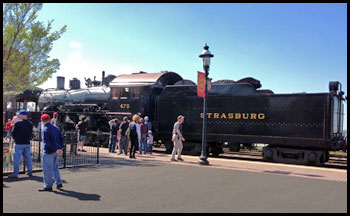 Strasburg Railroad