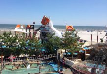 Raging Waters at Morey's Piers, Wildwood, NJ