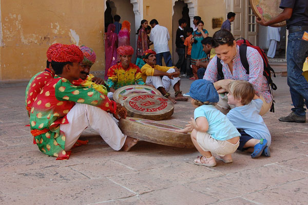 Jodhpur International Folk Festival, India