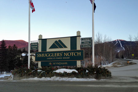 Smugglers' Notch Resort in Vermont