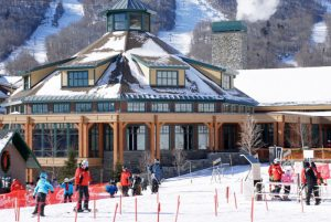 Top-notch service and amenities at the Stowe Mountain Lodge.