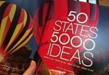 Book review of 50 States 5000 Ideas