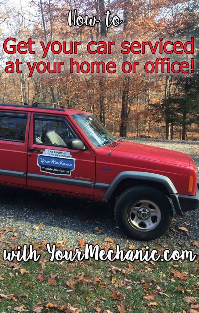 How to use YourMechanic.com to have your car serviced at your home or office.