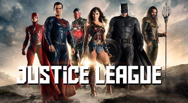 Justice League - most anticipated movies on 2017