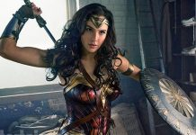 Wonder Woman movie review.