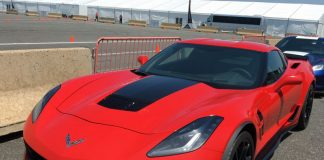 I loved driving Chevy's Corvette Grand Sport!