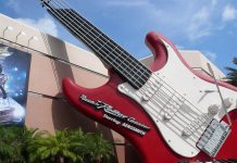 Rock 'N Rollercoaster is my favorite of the Disney World thrill rides.
