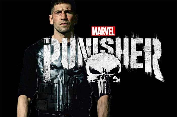 Punisher TV poster