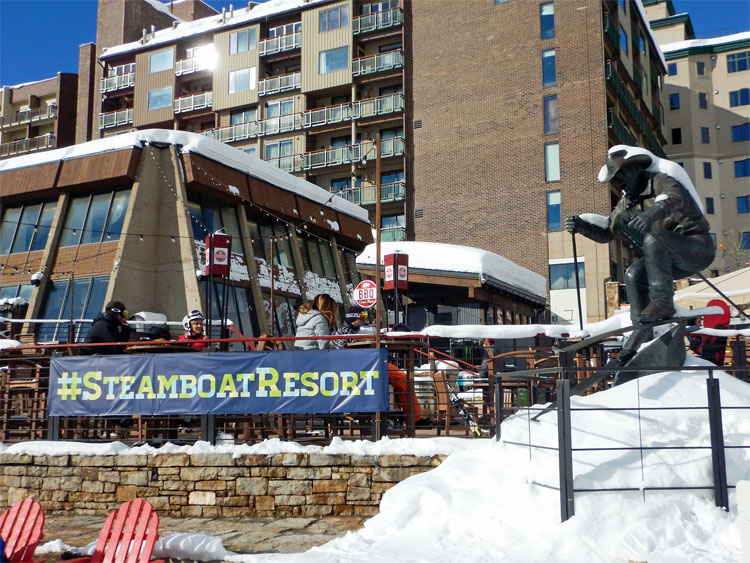 Steamboat Springs Resort Village