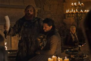 Starbucks in Game of Thrones