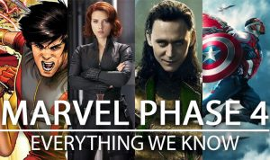 Everything we know about Marvel Phase 4